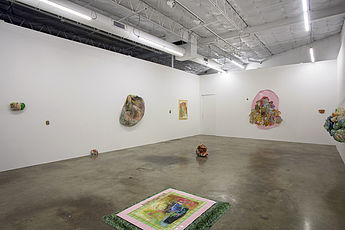 New Artifacts at Liliana Bloch Gallery, Dallas, TX 2016